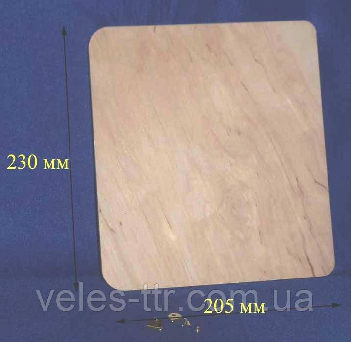 Панно 20,5х23 см фанера заготовка для декора №60