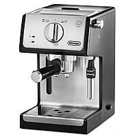 Кофеварка DeLonghi ECP 35.31 BK STELL