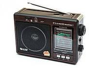 Большой радиоприёмник с USB и аккумулятором GOLON RX-9966