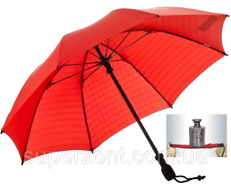 Женский складной зонт, механика EuroSCHIRM Birdiepal Octagon W288-181660TP/SU17461 красный