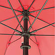 Женский складной зонт, механика EuroSCHIRM Birdiepal Octagon W288-181660TP/SU17461 красный, фото 5