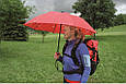 Женский складной зонт, механика EuroSCHIRM Birdiepal Octagon W288-181660TP/SU17461 красный, фото 8