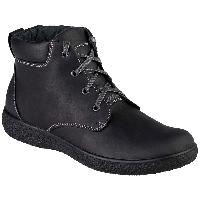 Зимние мужские кожаные ботинки, фото 1