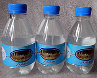 Вода Зам-зам 250мл пр-во Турция