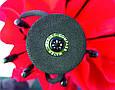 Крепкий складной механический зонт EuroSCHIRM Birdiepal Outdoor W208-CW7/SU17954 зеленый, фото 7