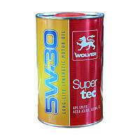Синтетическое моторное масло WOLVER Supertec 5w30 1л SN/CF