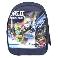 Дитячий маленький рюкзачок на 4-6 років - NINJAGO