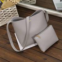 Женская сумочка со значком СС7332