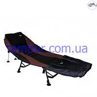 Раскладушка CARP SPIRIT BED CHAIR ALU LUXE 6 PIEDS (усиленная)