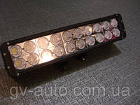 Дополнительные мощные фары  LED  D10 200А Spot - дальний свет 200 Вт.