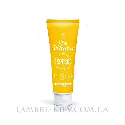 "Солнцезащитный крем - ""Sun protection SPF 30"" Ламбре / Lambre"