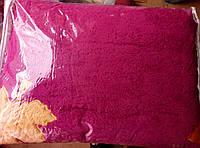 Плед из бамбука с вышивкой 200*220 фуксия