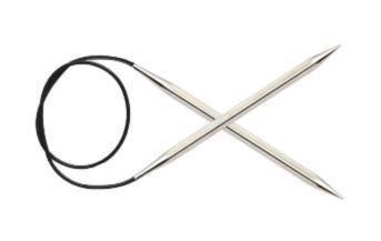 Спицы круговые 3.5 mm - 80 см. Nova Cubics KnitPro