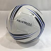 Мяч футбольный profiball professional