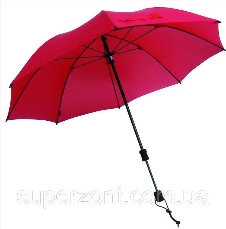 Качественный женский механический зонт-трость EuroSCHIRM Swing Handsfree W2H69027/SU17949