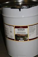 Масло палубное, Decking oil, НАСТОЯЩЕЕ, прозрачное, 25 litre, Borma Wachs