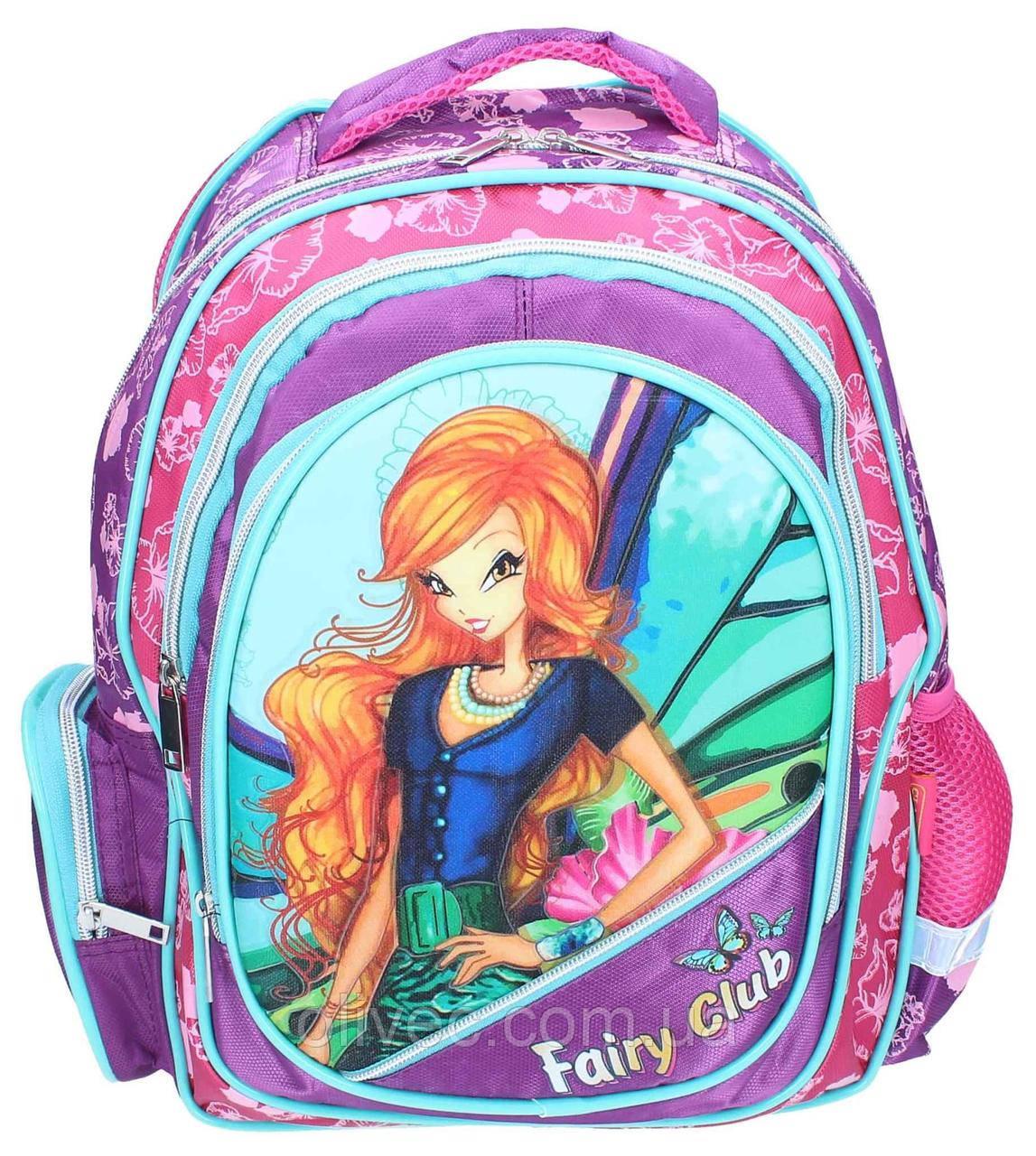 "Ранец Class ""Fairy Club"" 38х28х18 см."