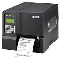 Промисловий принтер етикеток TSC ME240, фото 1