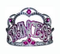 Детская  пластиковая корона для принцессы