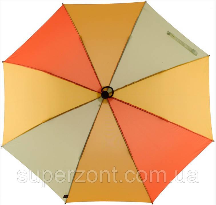 Оригинальный механический зонт-трость EuroSCHIRM Swing Liteflex W2L6-CW3/SU17682 оранжевый