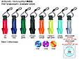Оригинальный механический зонт-трость EuroSCHIRM Swing Liteflex W2L6-CW3/SU17682 оранжевый, фото 2