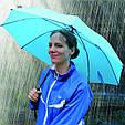 Оригинальный механический зонт-трость EuroSCHIRM Swing Liteflex W2L6-CW3/SU17682 оранжевый, фото 5