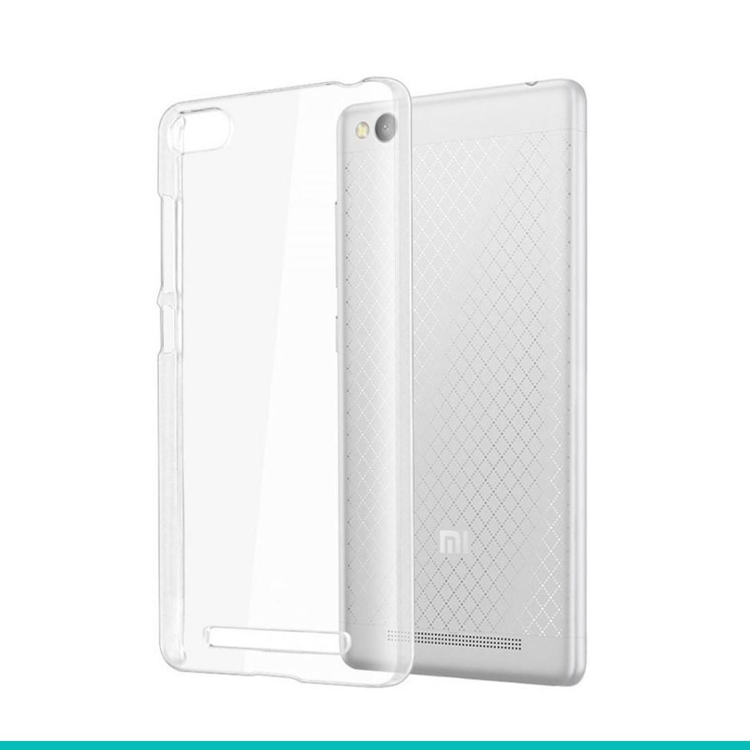 Чехол-накладка TOTO TPU case 0.2mm Xiaomi Redmi 3