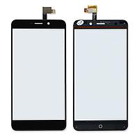 Оригинальный тачскрин / сенсор (сенсорное стекло) для UMi Super (черный цвет)