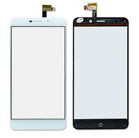 Оригинальный тачскрин / сенсор (сенсорное стекло) для UMi Super (белый цвет)