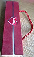Красивый футляр с сердечком для браслетов или колье от студии www.LadyStyle.Biz