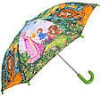 Облегченный детский зонт-трость механический ZEST (ЗЕСТ) Z21565-3 Волшебник Изумрудного города, фото 2