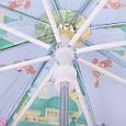 Облегченный детский зонт-трость механический ZEST (ЗЕСТ) Z21565-3 Волшебник Изумрудного города, фото 6