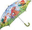 Облегченный детский зонт-трость механический ZEST (ЗЕСТ) Z21565-6 Буратино, фото 2