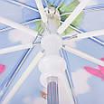 Облегченный детский зонт-трость механический ZEST (ЗЕСТ) Z21565-6 Буратино, фото 5