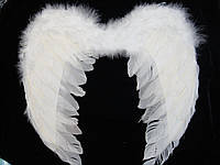 Крылья Ангела белые 45 х 59 см