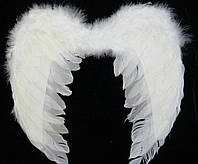 Крылья Ангела белые  42*38
