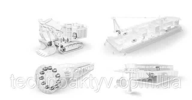 Промышленные редукторы (трансмиссии) ZF