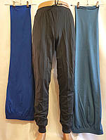 Трикотажные спортивные штаны монжет