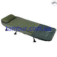 Раскладушка CARP SPIRIT AIR-LINE BED CHAIR 6 PIEDS (усиленная)