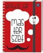 Книга для записей кулинарных рецептов, 336 листов,на спирали, цветные вкладки, карманчики, таблица мер