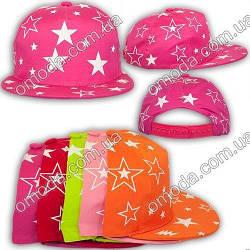 Детская кепка с прямым козырьков Star