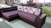 """Угловой диван, мягкий уголок для гостиной """"Новый"""""""