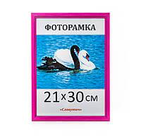 Фоторамка ,пластиковая, А4, 21х30, рамка , для фото, дипломов, сертификатов, грамот, картин,  165-13, фото 1