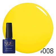 Гель-лак NUB (США) SUN SUN SUN 008   8ml