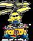 Гадкий я мини-вертолет, летающий миньон на дистанционном управлении!Акция, фото 5