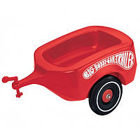 Прицеп для Машинки Каталки Bobby Car красный Big 1300, фото 1