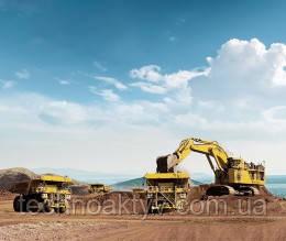 Горные и крупногабаритные строительные машины