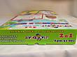 Универсальная детская напольная доска для рисования Kinderway 2 в 1 51-001, фото 5