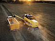 Зернозбиральний комбайн NEW HOLLAND ТС5.90 + Зерновая жатка, фото 3