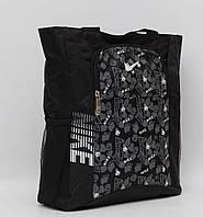 Спортивная женская сумка Nike на каждый день. Удобный и стильный аксессуар. Хорошее качество. Код: КГ1384